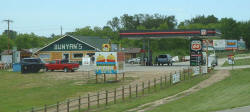 Bunyan's Convenience Store, Akeley Minnesota