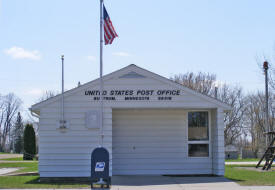 US Post Office, Burtrum Minnesota