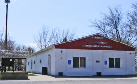 Burtrum City Hall and Community Center, Burtrum Minnesota