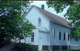 First Mennonite Church, Butterfield Minnesota