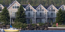 Cobblestone Cove Villas, Grand Marais Minnesota