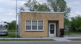 US Post Office, Callaway Minnesota