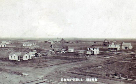 General view, Campbell Minnesota, 1911