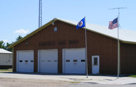 Fire Department, Campbell Minnesota, 2008