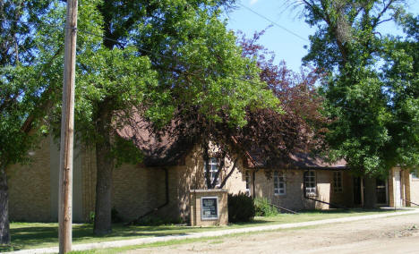 St. Paul's Lutheran Church, Campbell Minnesota, 2008