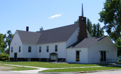 Faith Community Church, Campbell Minnesota, 2008