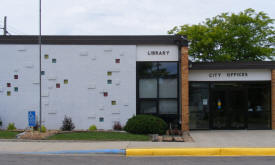 Public Library, Canby Minnesota