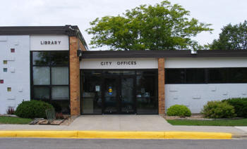 City Hall, Canby Minnesota