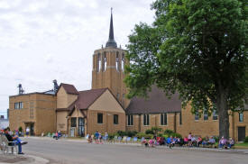 Our Saviour's Lutheran Church, Canby Minnesota