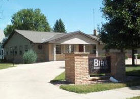 Birk Funeral Home, Canby Minnesota