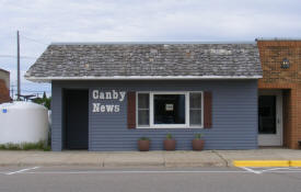 Canby News, Canby Minnesota