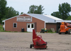 Darrell Regnier Auction Company, Canby Minnesota