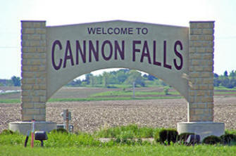 Welcome to Cannon Falls Minnesota
