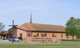 St. Paul's Lutheran Church, Cannon Falls Minnesota