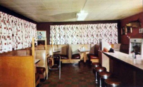 Stuckenberg Cafe and Gift Shop, Carlton Minnesota, 1950's