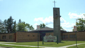 St. Charles Church of Cass Lake
