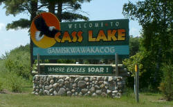Welcome to Cass Lake Minnesota