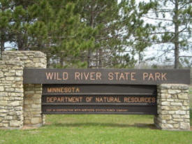 Wild River State Park, Center City Minnesota