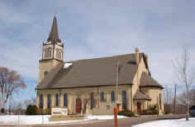 Chisago Lakes Evangelical Lutheran Church, Center City Minnesota