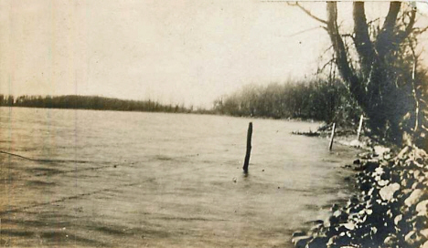 Clear Lake, Ceylon Minnesota, 1910