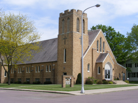 St. Peter Lutheran Church, Ceylon Minnesota, 2014