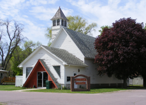 Four Season Chapel, former St. John's Church, Ceylon Minnesota, 2014