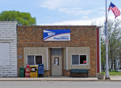 Post Office, Ceylon Minnesota, 2014