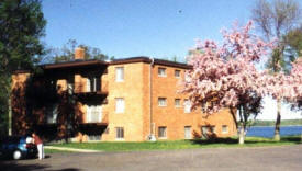 Dahl House Apartments, Chisago City Minnesota