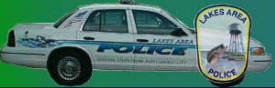 Lakes Area Police Department