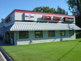 Fisk Tire and Auto Repair, Chisago City Minnesota