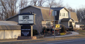 Sven Comfort Shoes and Gifts, Chisago City Minnesota