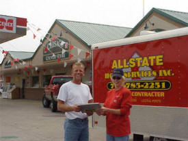 Allstate Home Services Inc, Chisago City Minnesota