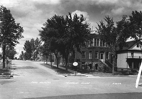 Rood Hospital, Chisholm Minnesota, 1945
