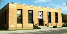 US Post Office in Chisholm Minnesota