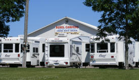 Rebel Campers Sales & Service, Clara City Minnesota