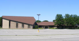 Bunde Christian Reformed Church, Clara City Minnesota