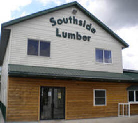 Southside Lumber, Clara City Minnesota