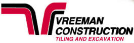 Vreeman Construction, Clara City Minnesota