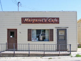 Margaret's Cafe, Clara City Minnesota