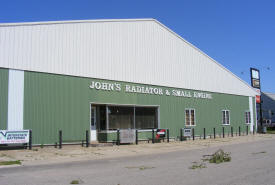 John's Radiator & Small Engine, Clara City Minnesota