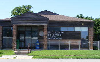 US Post Office, Clara City Minnesota