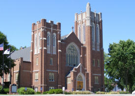 Immanuel Lutheran Church, Clara City Minnesota