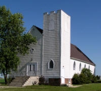 Swede Home Lutheran Church, Clarkfield Minnesota