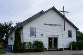 Assembly of God Church, Clarkfield Minnesota