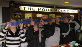 The Pour House, Clarks Grove Minnesota