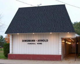Dingmann-Arnold Funeral Home, Clear Lake Minnesota