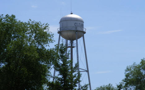 Water Tower, Clearbrook Minnesota, 2008