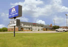 Americas Best Value Inn, Clearwater Minnesota