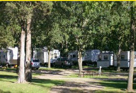 St. Cloud / Clearwater RV Park, Clearwater Minnesota