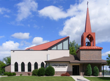 Our Savior's Lutheran Church, Cleveland Minnesota, 2010